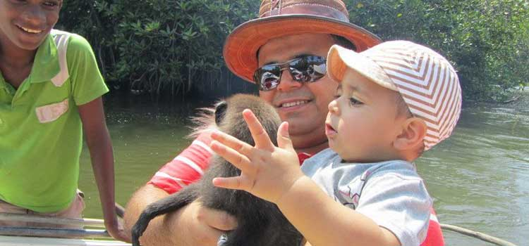 8 days kid friendly tour (recommended if travel with kids below 1- 3yrs )